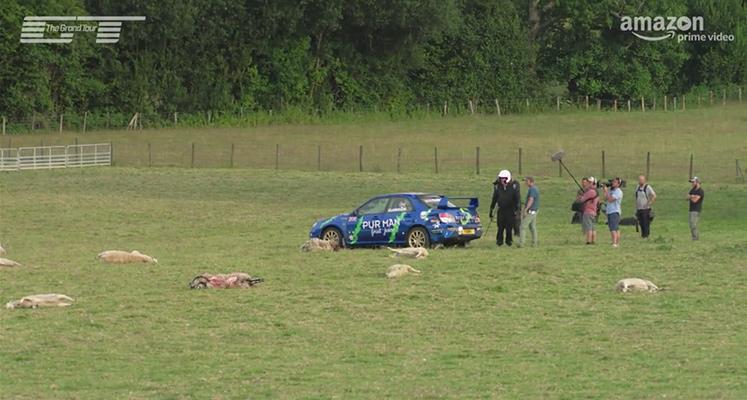 Jeremy Clarkson's Farmkhana or the end of good taste